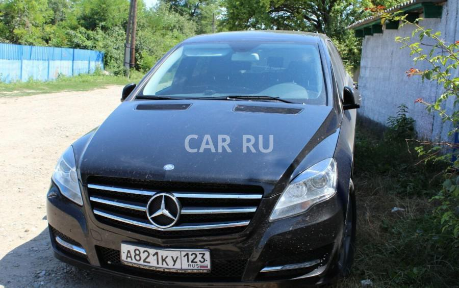 Mercedes R-Class, Армавир