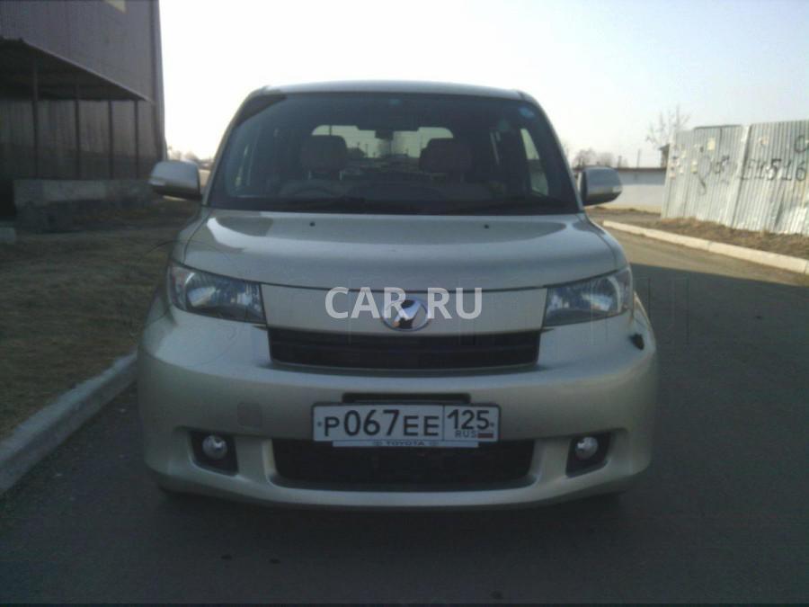 Toyota bB, Артём