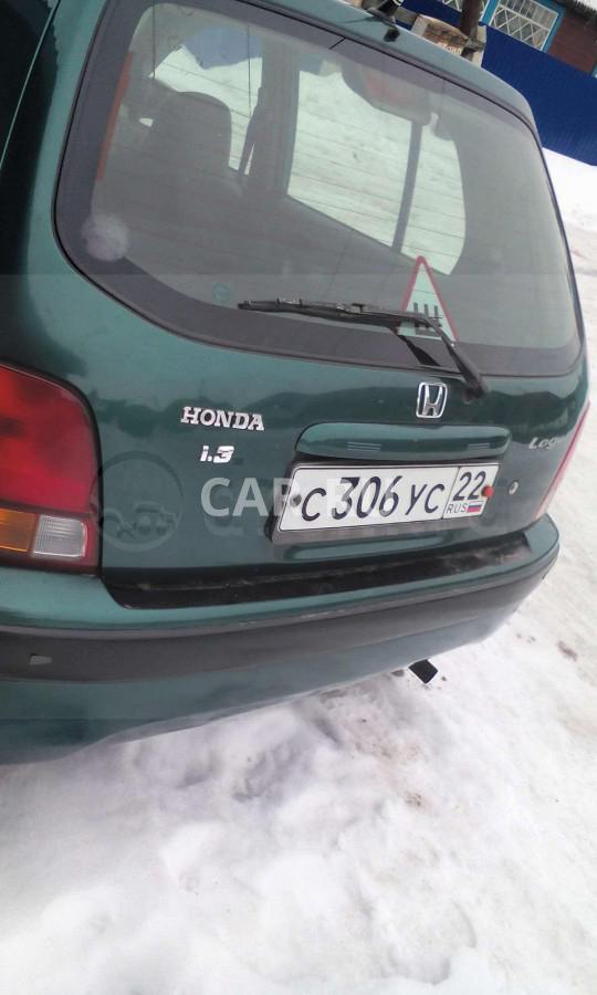 Honda Logo, Барнаул