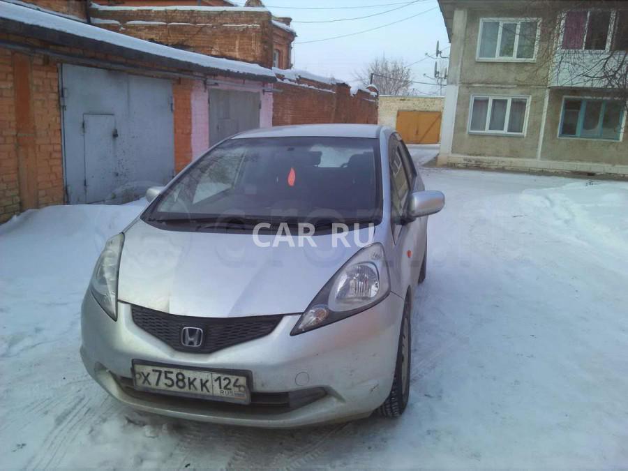 Honda Fit, Ачинск