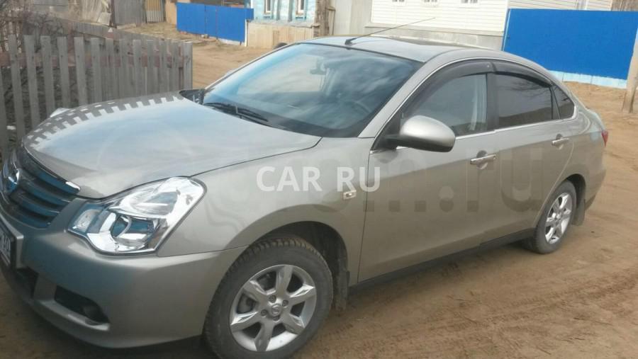 Nissan Almera, Астрахань