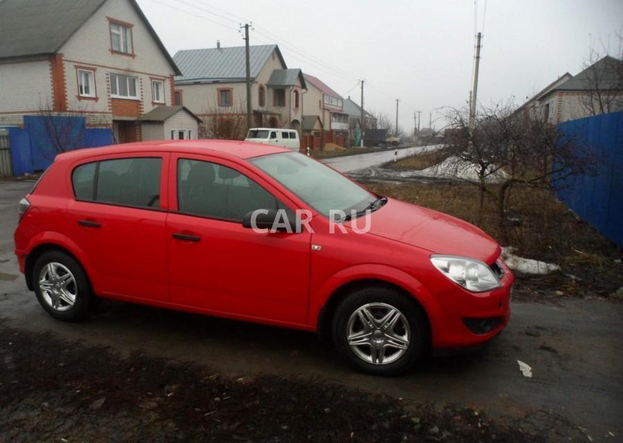 Opel Astra, Анна