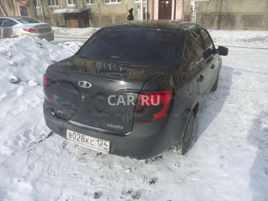 Lada Granta, Ангарск