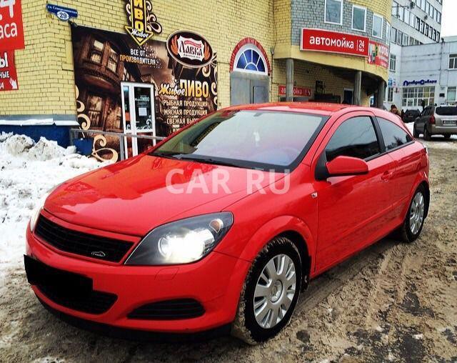 Opel Astra GTC, Архангельск