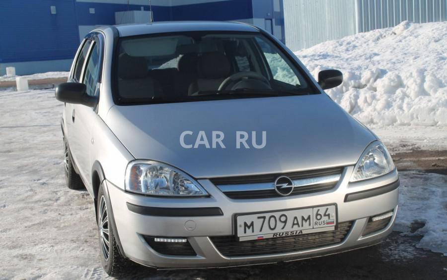Opel Corsa, Балашов