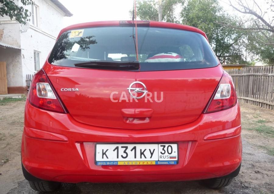 Opel Corsa, Ахтубинск
