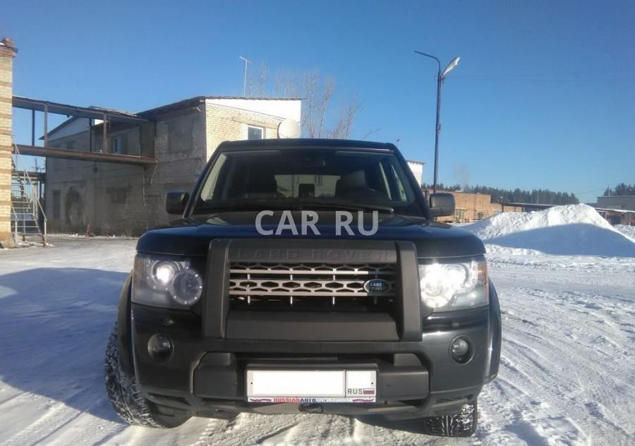 Land Rover Discovery, Барыш