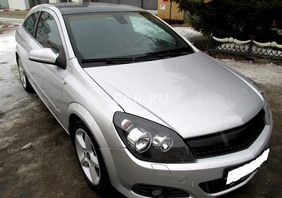 Opel Astra GTC, Альметьевск