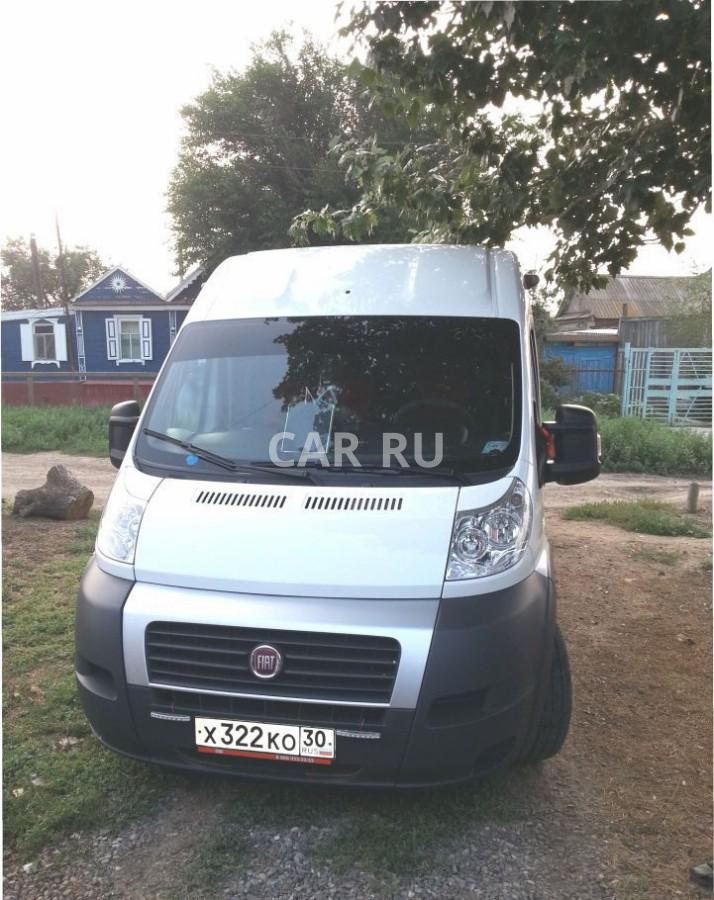 Fiat Ducato, Астрахань