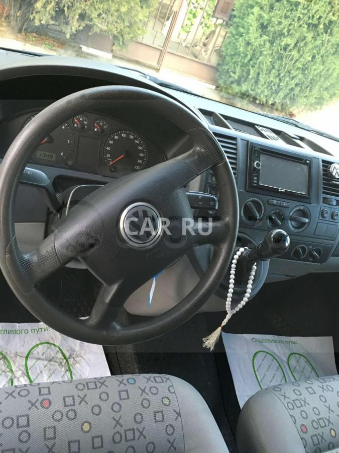 Volkswagen Transporter, Анапа