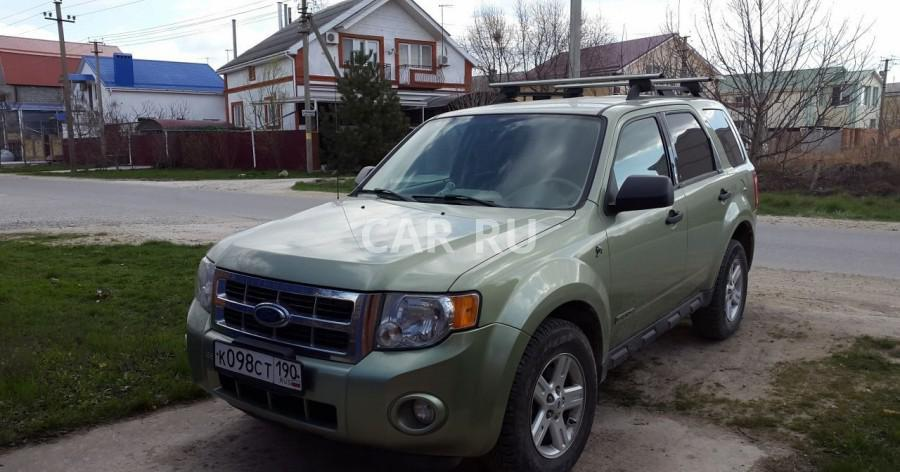 Ford Escape, Анапа