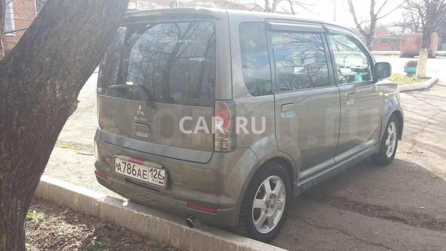 Mitsubishi eK-Wagon, Армавир