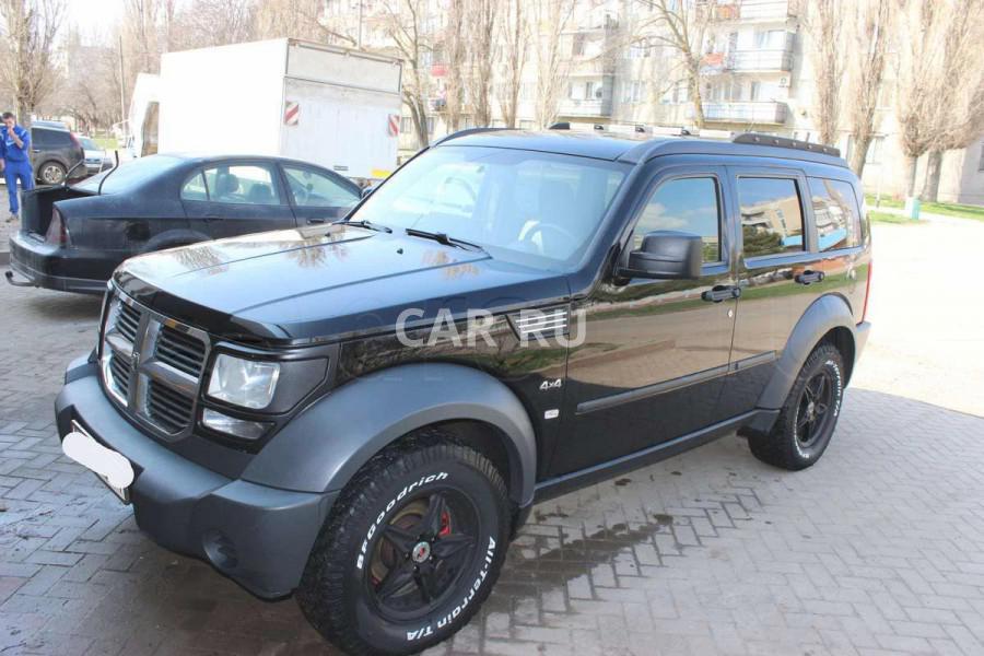 Dodge Nitro, Армянск