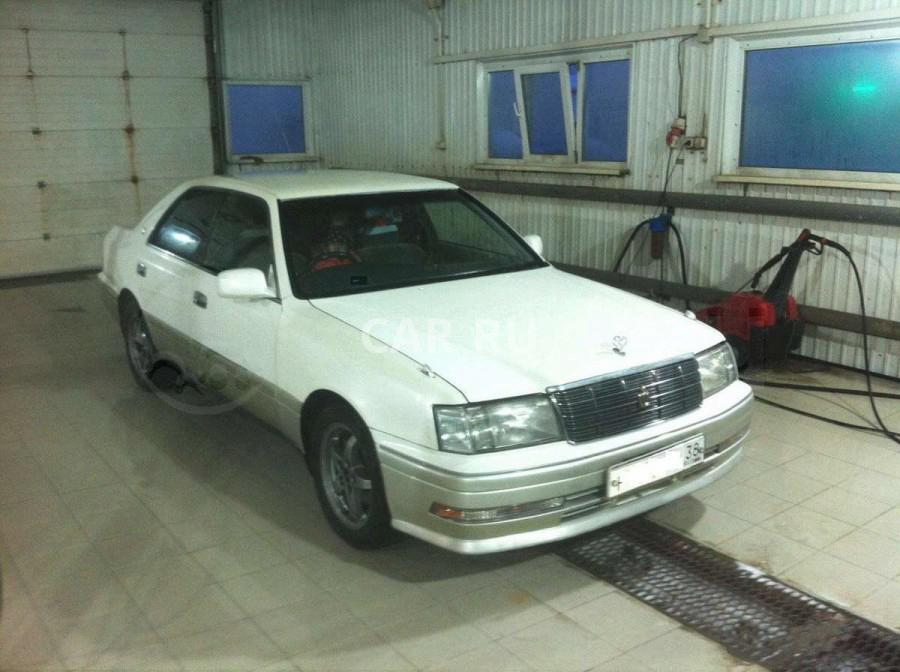 Toyota Crown, Ангарск