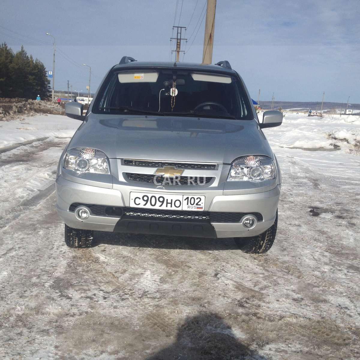 Chevrolet Niva, Белебей