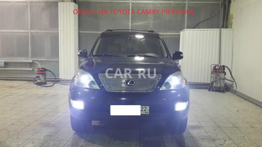 Lexus GX, Барнаул