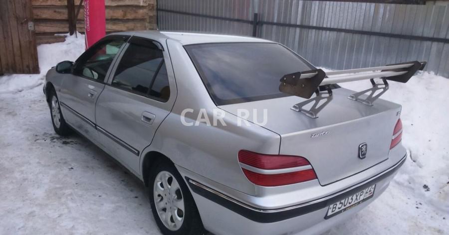 Peugeot 406, Барнаул
