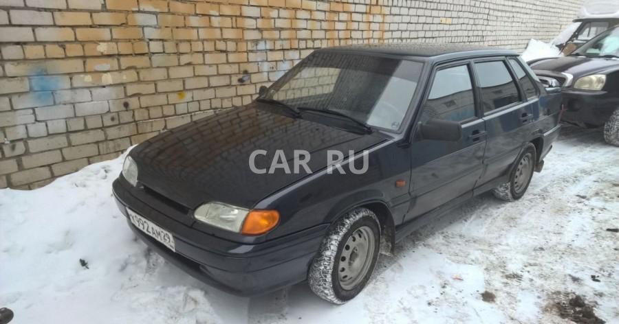 Lada Samara, Архангельск