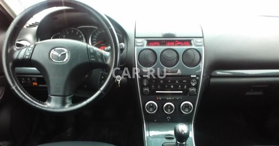 Mazda 6, Бабаево