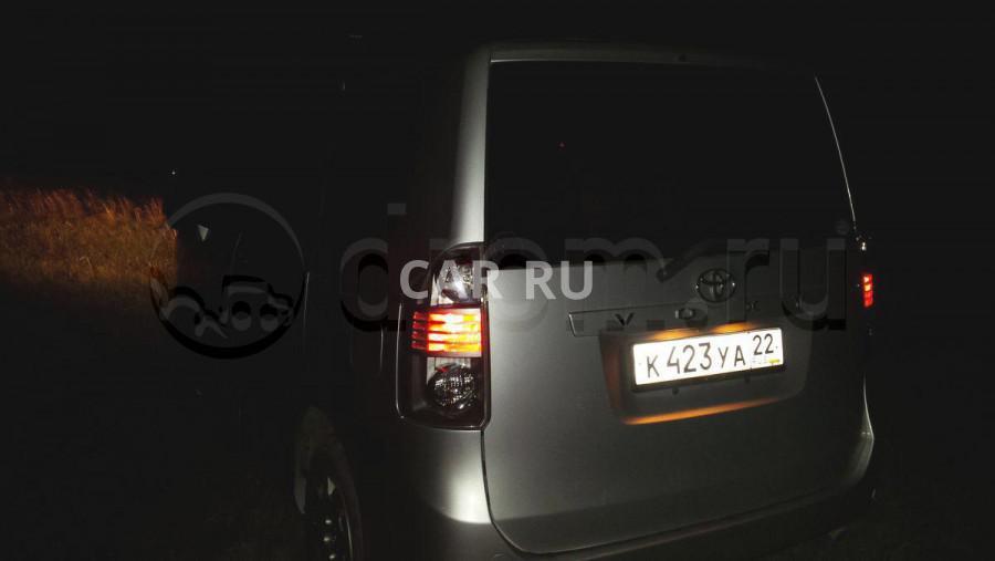 Toyota Voxy, Барнаул
