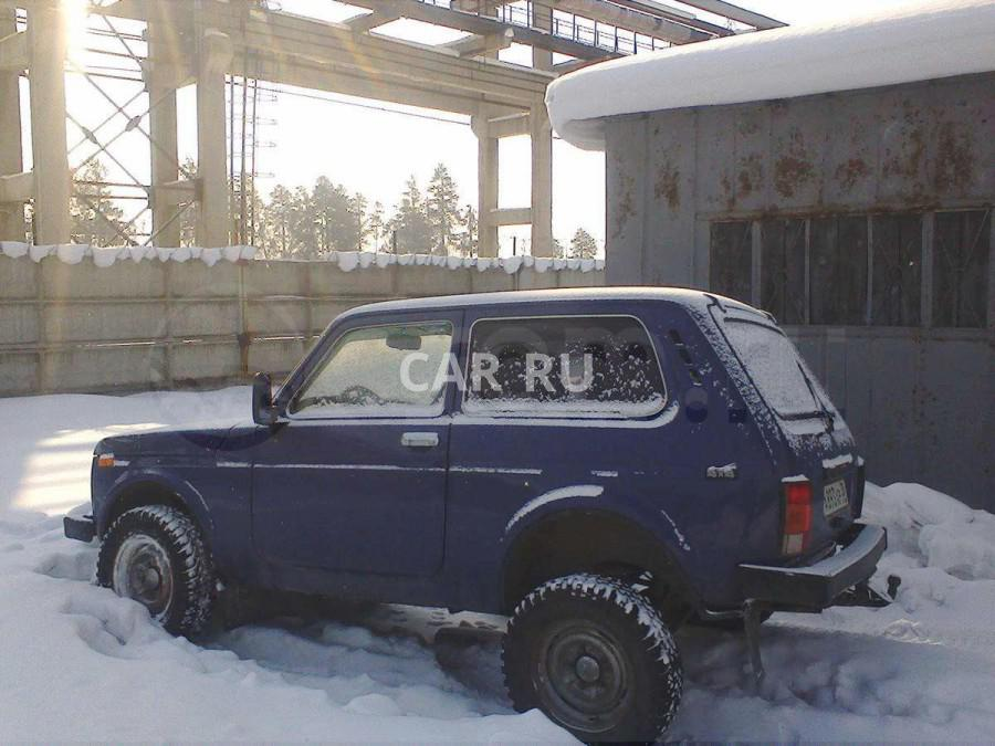 Lada 2121, Ангарск