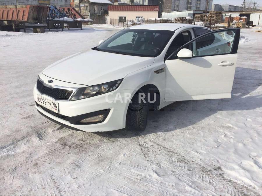 Kia K5, Ачинск