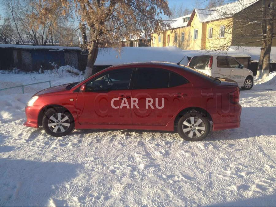 Toyota Allion, Ачинск