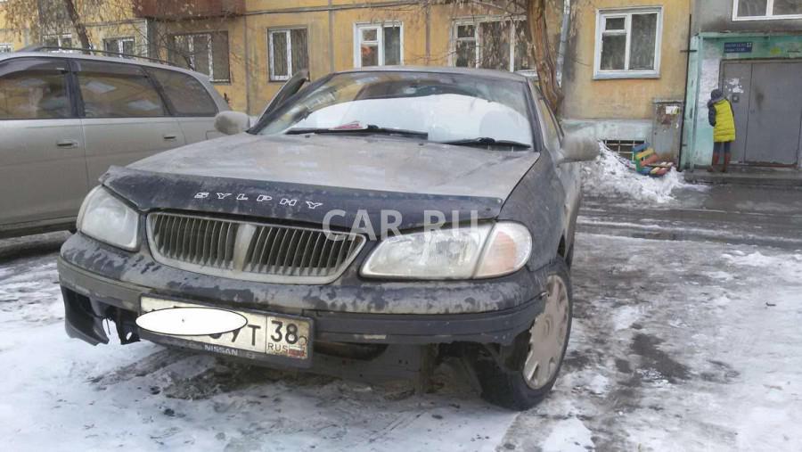 Nissan Bluebird Sylphy, Ангарск
