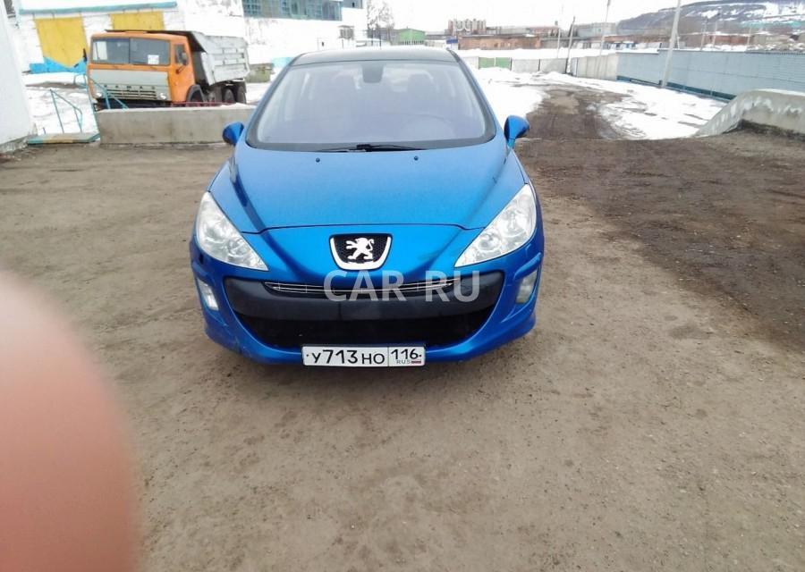 Peugeot 308, Альметьевск