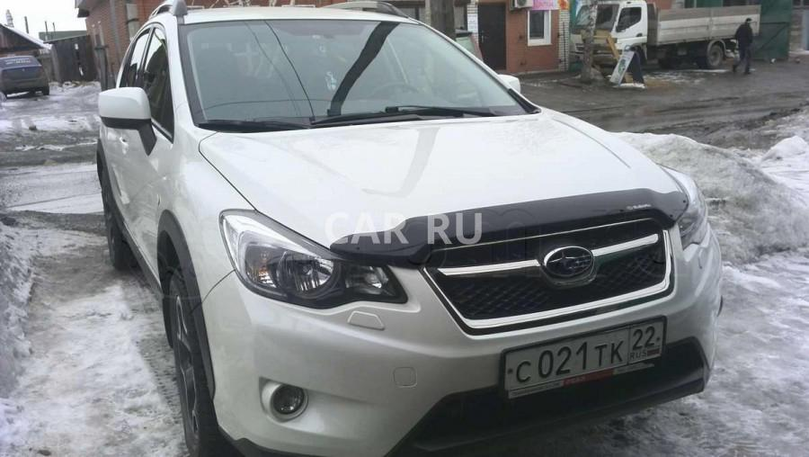 Subaru Impreza XV, Барнаул