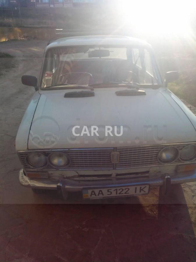 Lada 2103, Алушта