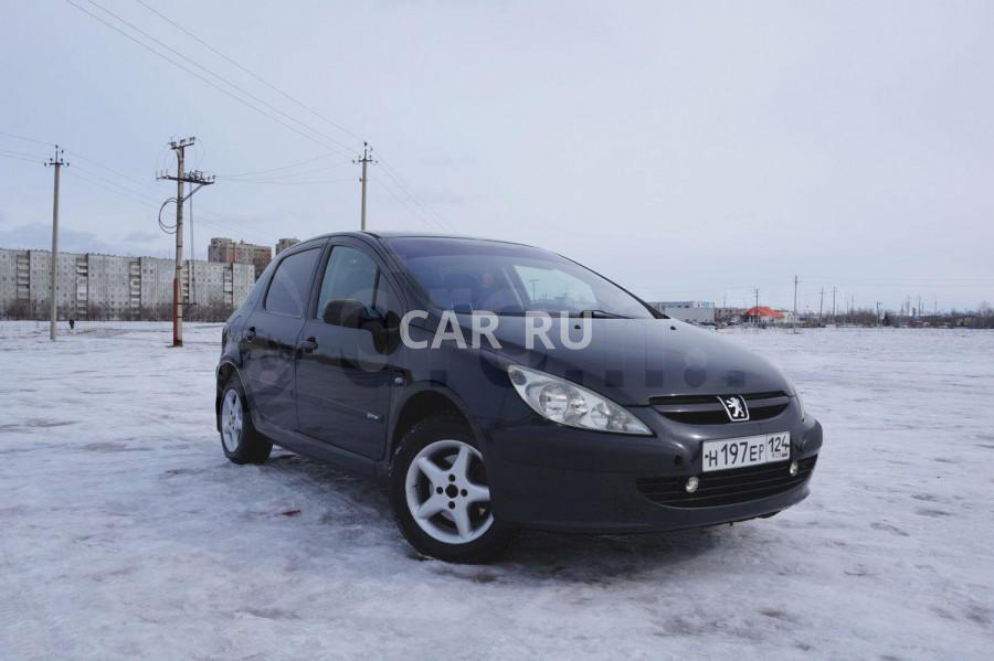 Peugeot 307, Абакан