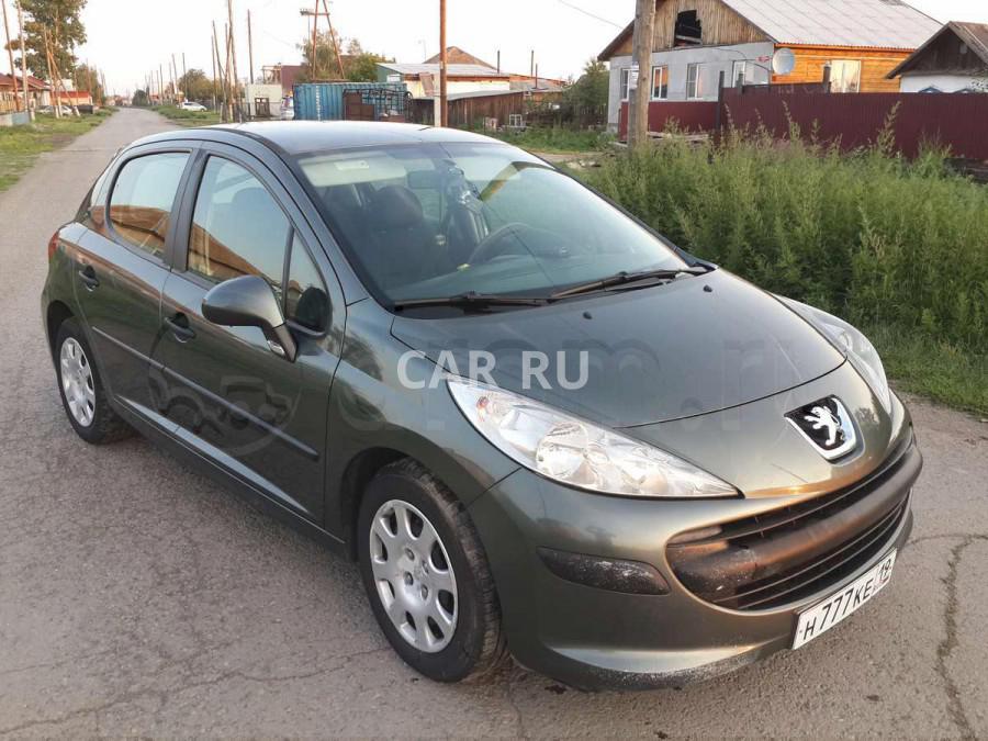 Peugeot 207, Абакан