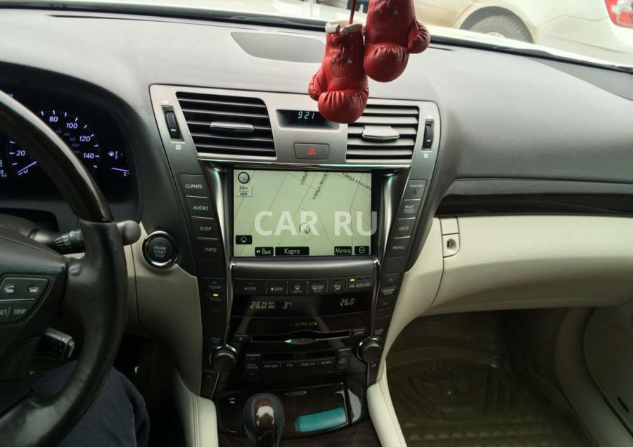 Lexus LS, Астрахань