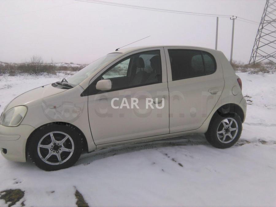 Toyota Vitz, Астрахань