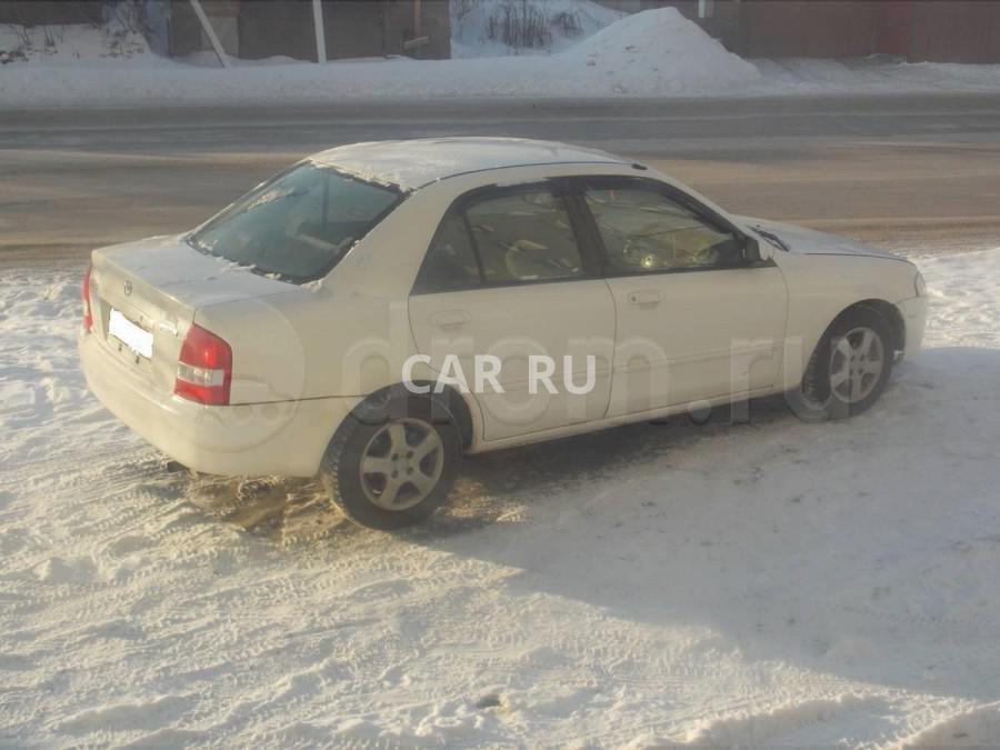Mazda Familia, Бачатский