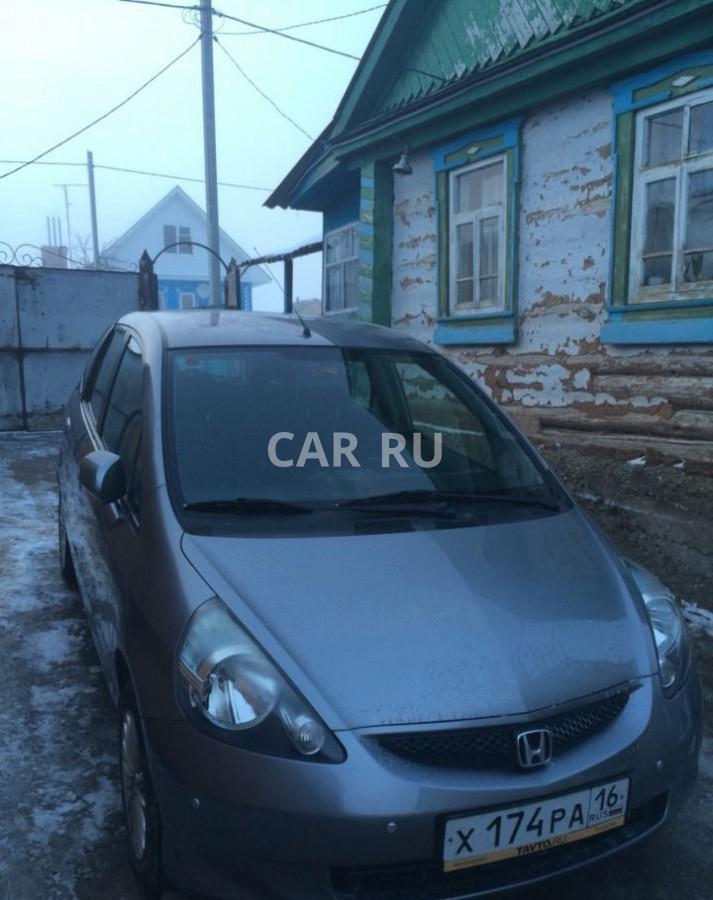 Honda Jazz, Альметьевск