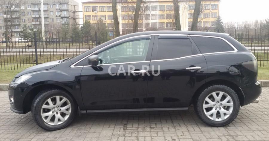 Mazda CX-7, Багратионовск
