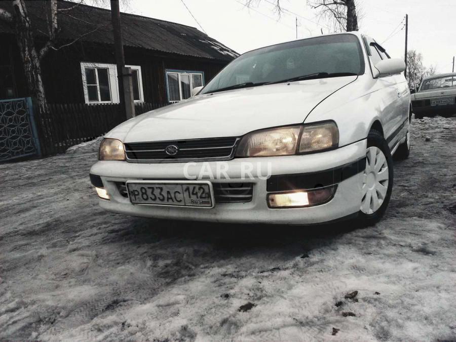 Toyota Corona, Белово