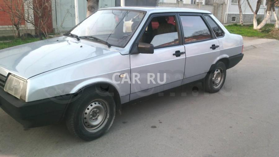 Lada 21099, Анапа