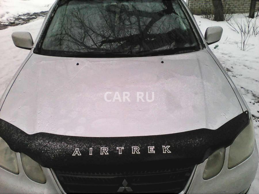 Mitsubishi Airtrek, Барнаул
