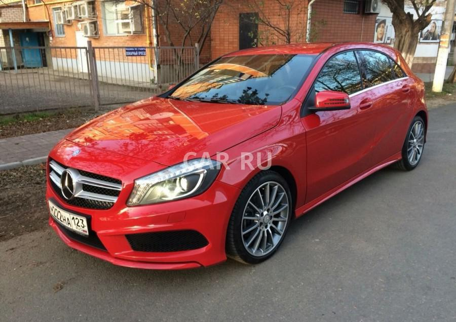 Mercedes A-Class, Апшеронск
