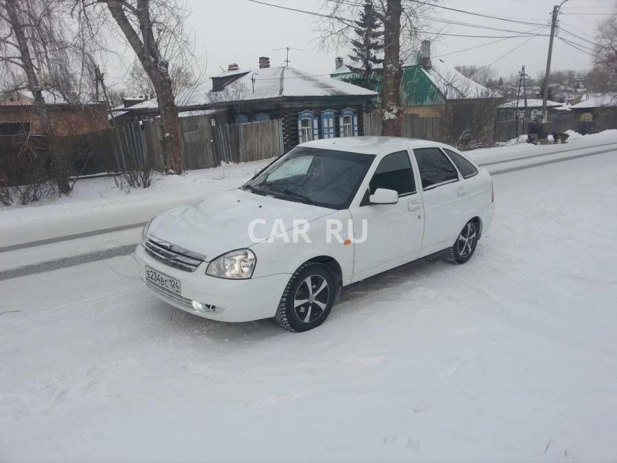 Lada Priora, Ачинск