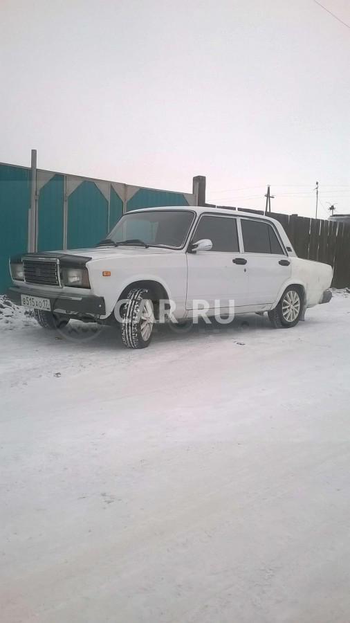Lada 2107, Абакан