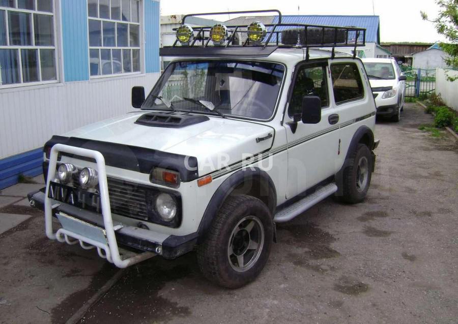 Лада 4x4, Алтайское