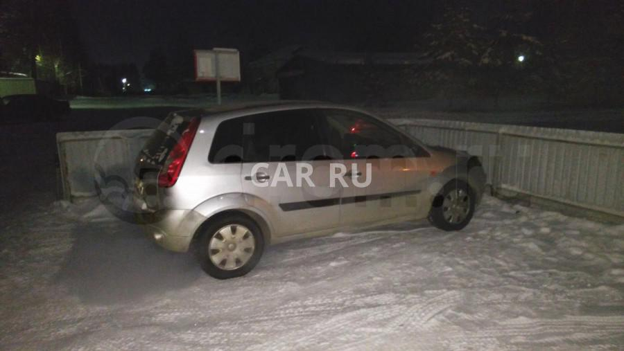 Ford Fiesta, Ангарск