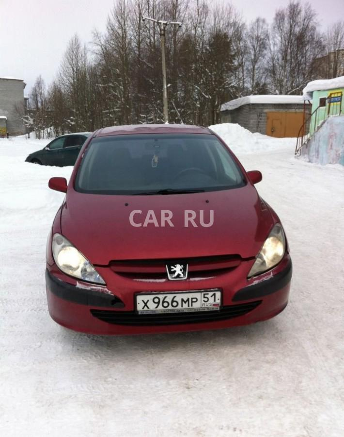 Peugeot 307, Апатиты