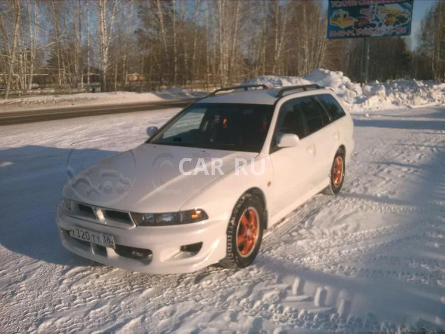Mitsubishi Legnum, Ангарск