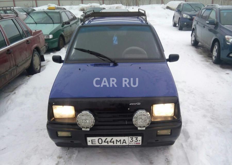 Lada 1111 Ока, Александров