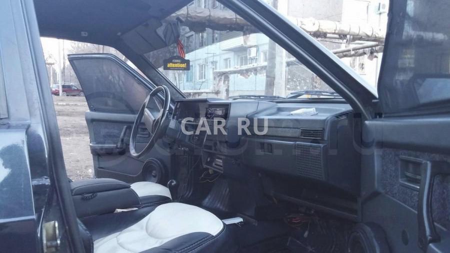 Lada 2109, Астрахань